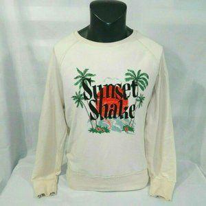 Scotch & Soda Sunset Shake Womens M Sweatshirt